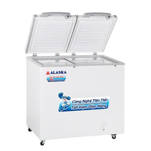 Tủ đông Alaska FCA-2600N dung tích 200 lít