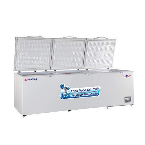 Tủ đông Alaska HB-15 dung tích 1500 lít, công suất 315W*2.