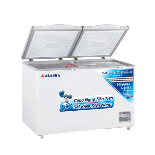 Tủ đông Alaska HB-550C dung tích 550 lít
