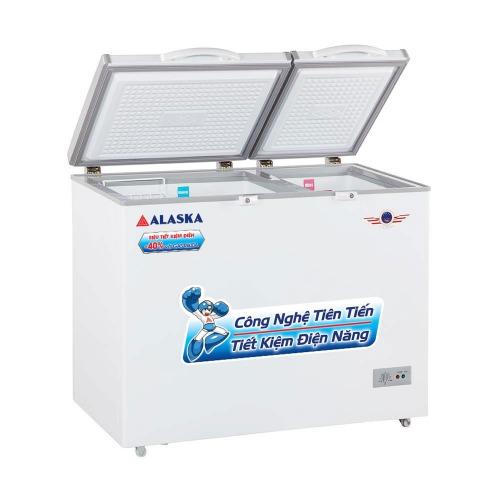 Tủ đông mát Alaska BCD-3071 dung tích 250 lít