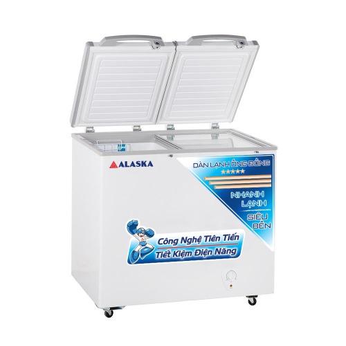 Tủ đông mát Alaska FCA-3600C dung tích 350 lít