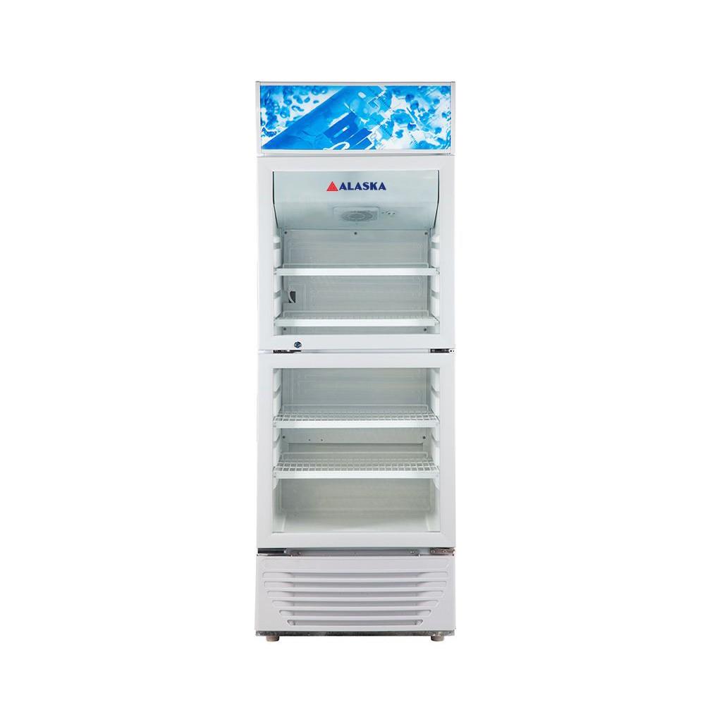 sản phẩm tủ mát alaska lc-533db