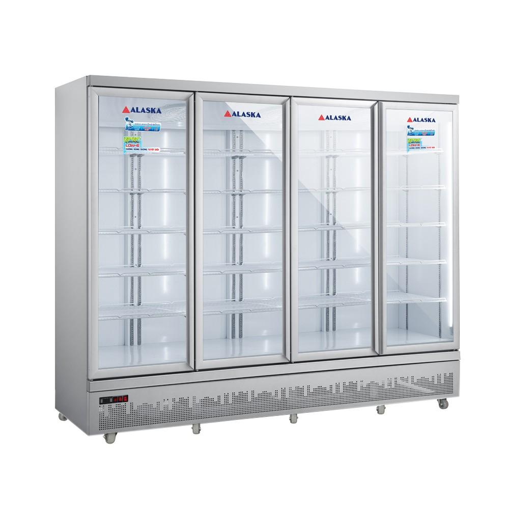 sản phẩm tủ mát alaska sl-24c4