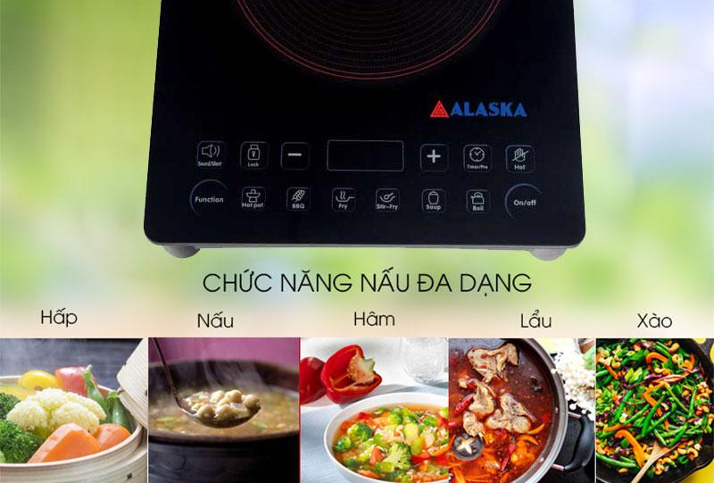 Bếp hồng ngoại Alaska CP-10