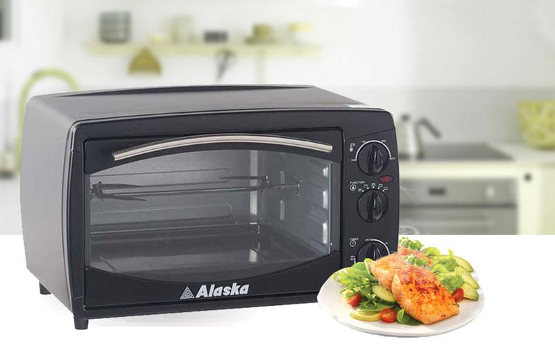 lò nướng Alaska KW-25