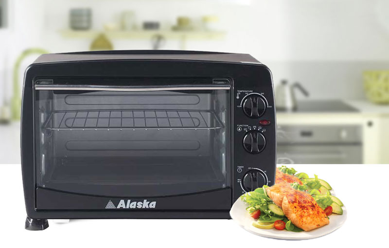 Lò nướng Alaska KW-30