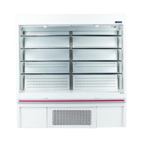 Quầy siêu thị Alaska SM-12 có màn plastic giữ nhiệt