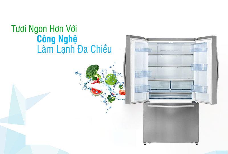 Tủ lạnh Alaska RQ-70WC