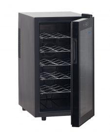 Tủ ướp rượu vang Alaska JC-18B làm lạnh điện tử