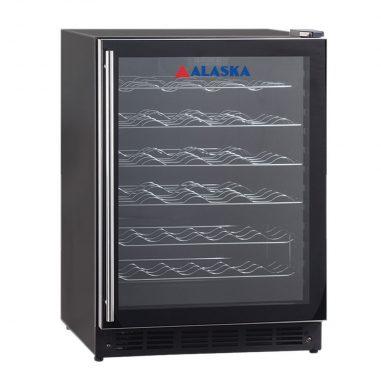 Tủ ướp rượu vang Alaska JC-62