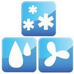 3 chế độ hoạt động: làm lạnh, quạt và hút ẩm