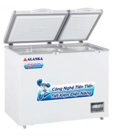 Tủ đông mát Alaska BCD-6567N dung tích 650 lít