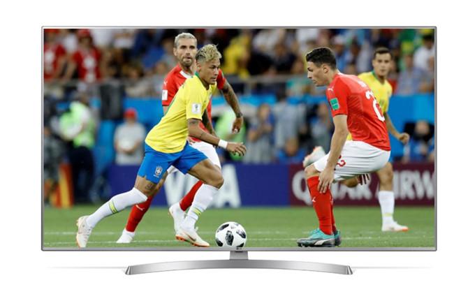 4 mau TV LG man hinh lon hut khach mua World Cup hinh anh 1