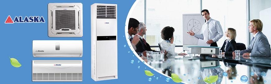máy lạnh alaska