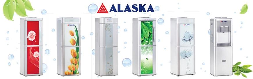 máy nước uống nóng lạnh alaska