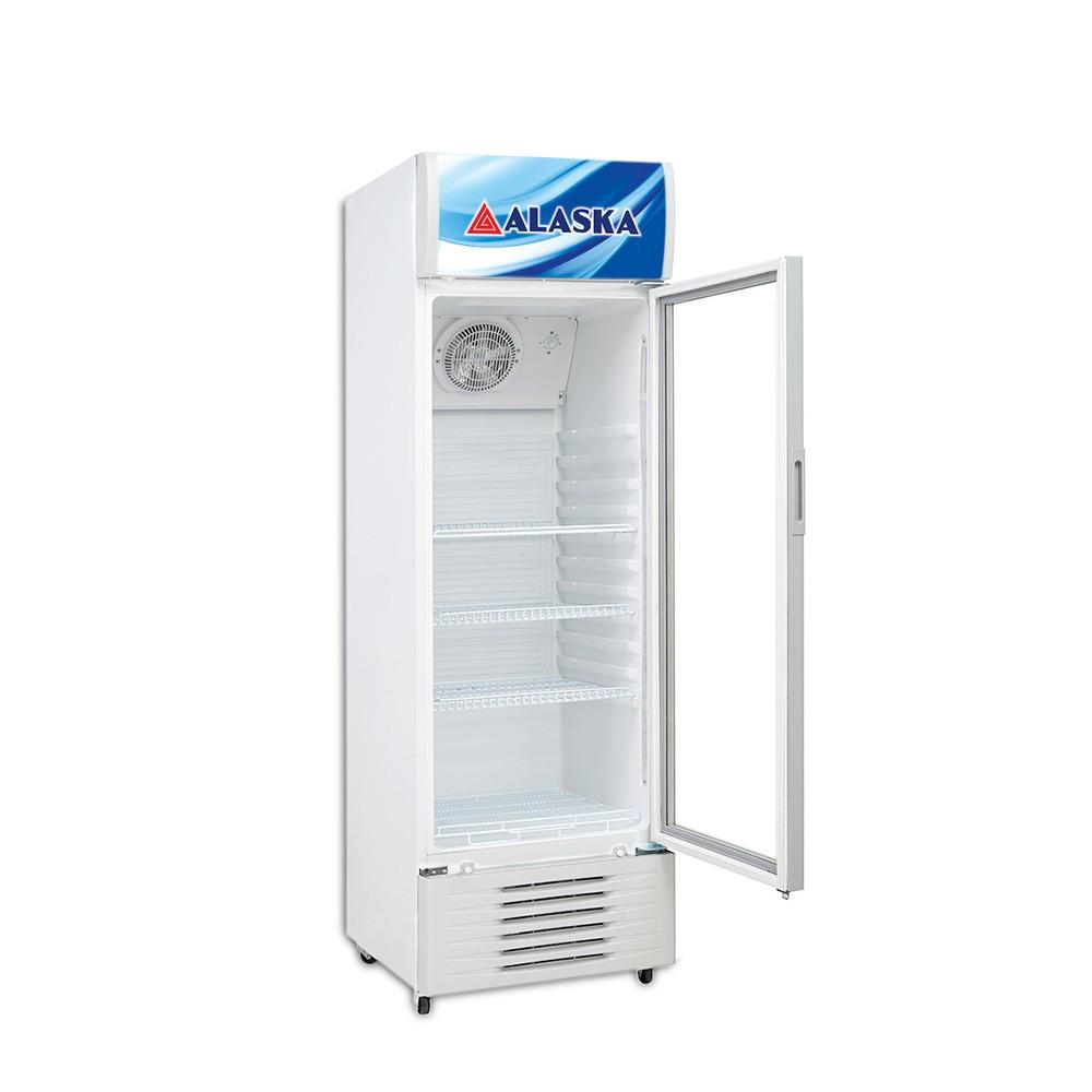 tủ mát alaska 250 lít LC 333H