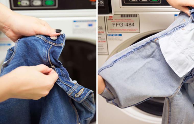 những loại quần áo không nên giặt bằng máy giặt