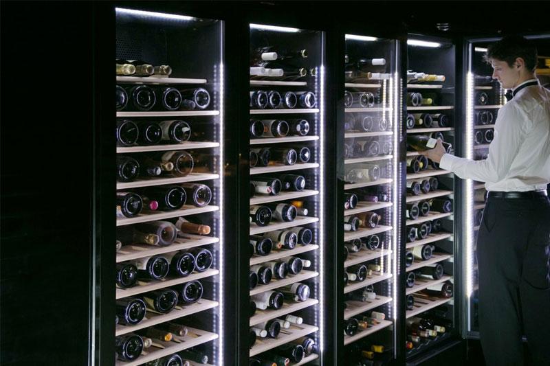 5 nguyên tắc cần nhớ khi bảo quản rượu trong tủ ướp rượu