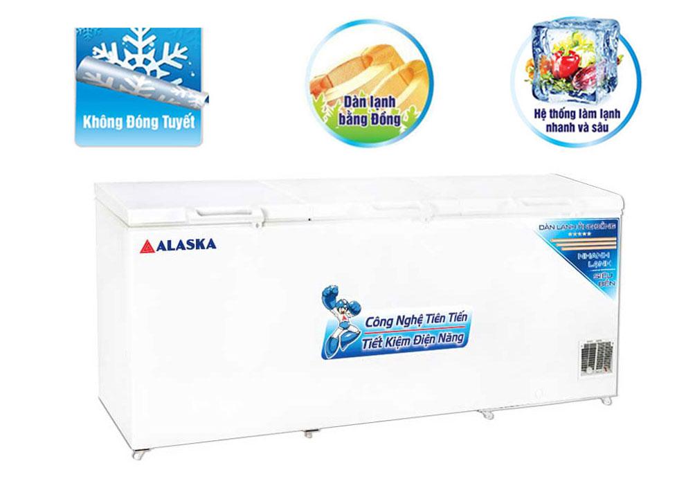 Tủ đông Alaska HB-1400C