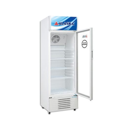 Tủ mát Alaska Inverter LC-533HIdung tích 350 lít dàn lạnh đồng
