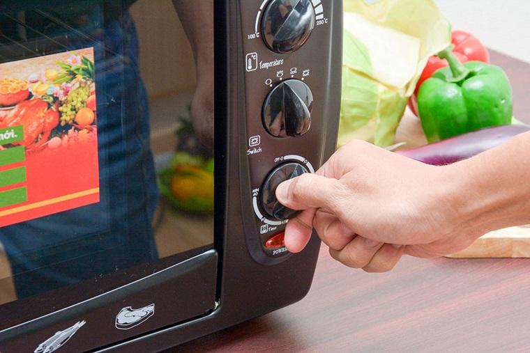 4 bí quyết sử dụng lò nướng