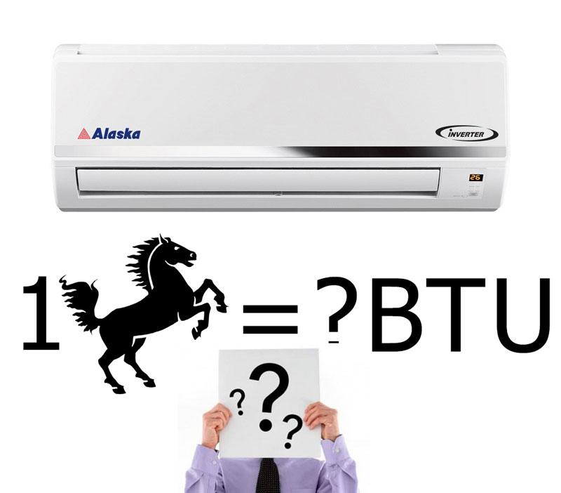máy lạnh 1 ngựa nghĩa là gì
