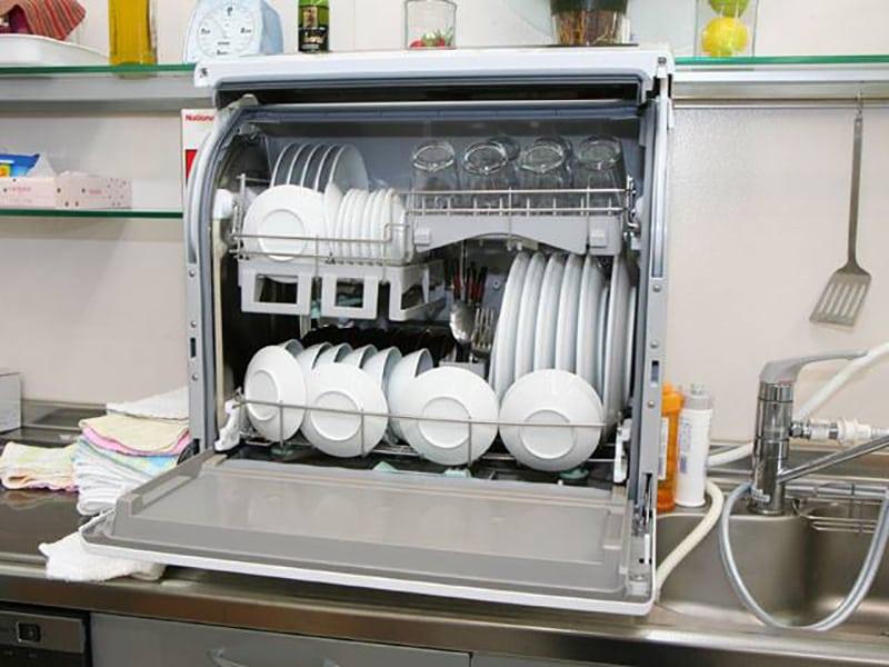 nguyên lý hoạt động máy rửa bát