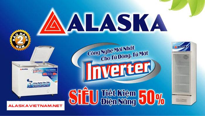 tủ đông inverter có ưu điểm gì