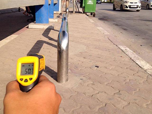 nóng 40 độ tại hà nội