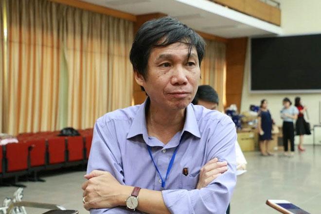 Thầy Đinh Văn Phong, Phó hiệu trưởng trường Đại học Bách Khoa Hà Nội