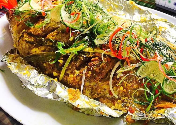 Hướng dẫn nướng cá cực ngon với lò nướng tại nhà