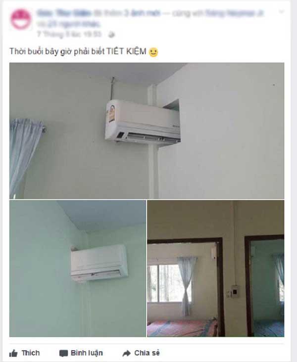 Có nên lắp chung 1 máy lạnh cho 2 phòng?