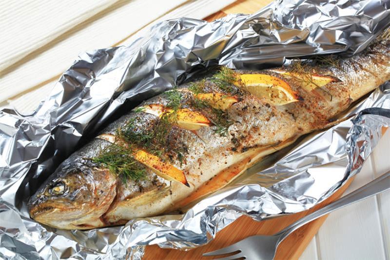 Nhiệt độ và thời gian nướng các loại thịt cá