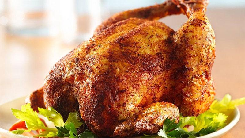 Nhiệt độ và thời gian nướng các loại thịt