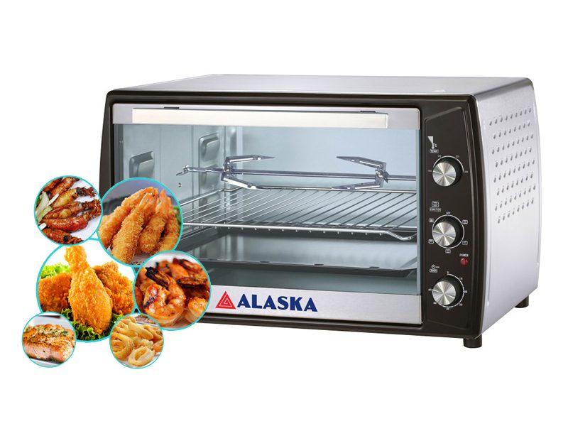 nhiệt độ và thời gian nướng thực phẩm trên lò nướng