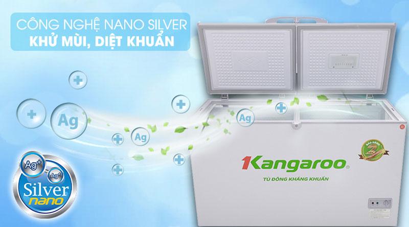 Tủ đông Kangaroo KG-418C2