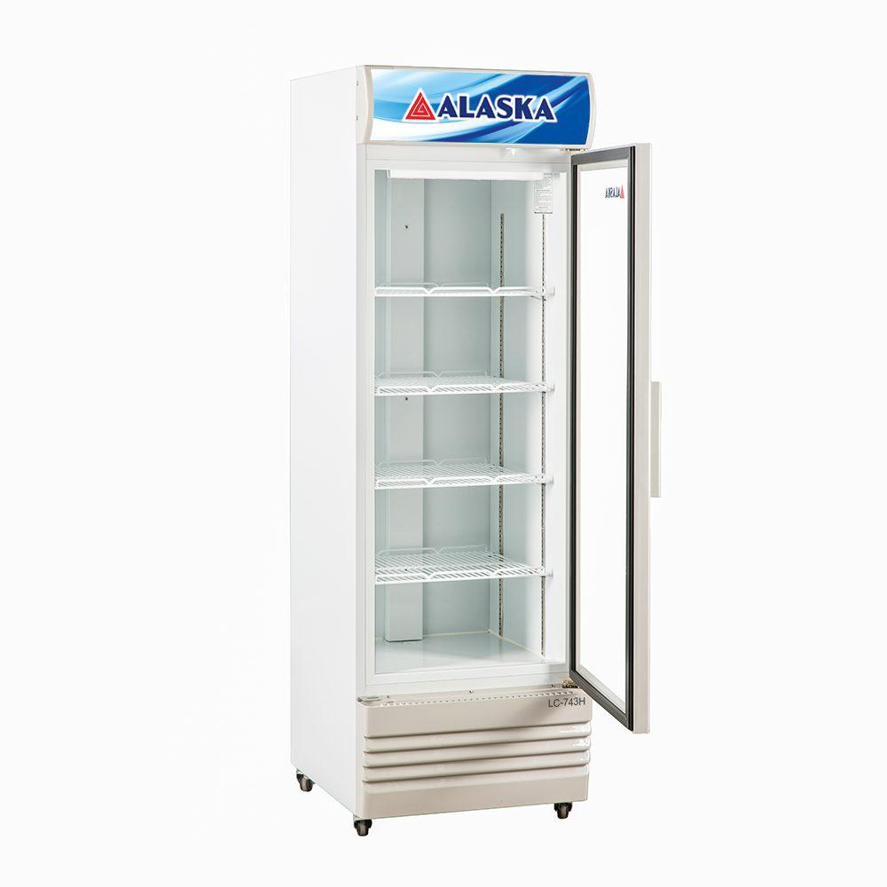Tủ mát Alaska LC743H